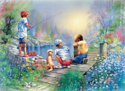 School's Out - 1000pc Jigsaw Puzzle by Masterpieces