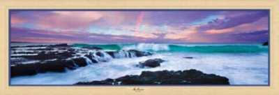 Pacific Promise - 1000pc Panoramic Jigsaw Puzzle by Masterpieces