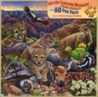 Grand Canyon Animals - 48pc Jigsaw Puzzle by Masterpieces