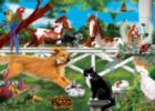 Playful Pets - 30pc Jigsaw Puzzle By Melissa & Doug