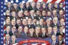 American Presidents - 100pc Floor Puzzle By Melissa & Doug