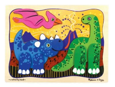 Children's Puzzles - Prehistoric Pals
