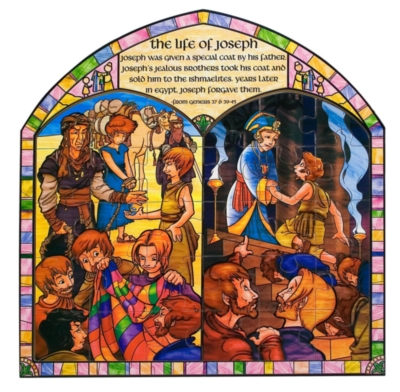 The Life of Joseph - 30pc Wooden Jigsaw Puzzle By Melissa and Doug