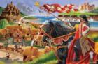 Medieval Triumph - 100pc Floor Puzzle By Melissa & Doug