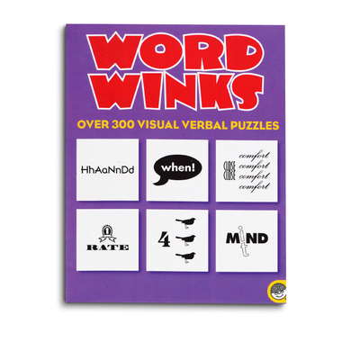 Puzzle Books - Word Winks
