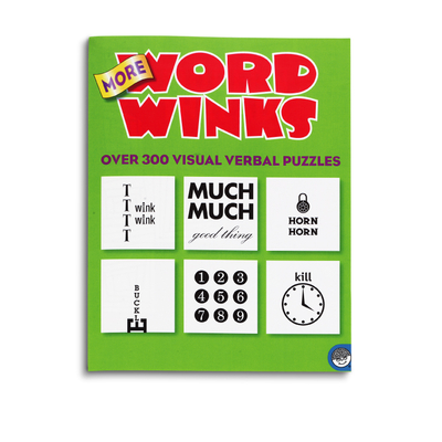 Puzzle Books - More Word Winks