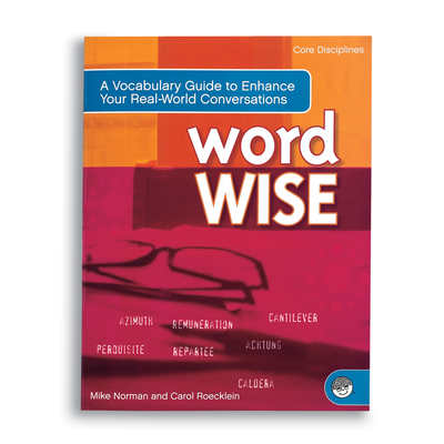 Word Wise: Core Disciplines - Puzzle Book By Mindware