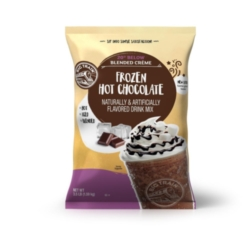 Big Train 20 Below Frozen Hot Cocoa - 3.5 lb. Bulk Bag Case