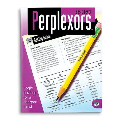 Puzzle Books - Perplexors Basic Level