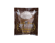Big Train 20 Below Frozen Hot Cocoa - Single Serve Case