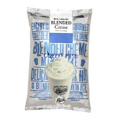 Big Train Blended Ice Creme - 3.5 lb. Bulk Bag Case