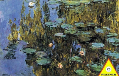 Monet: Waterlilies - 1000pc Jigsaw Puzzle by Piatnik