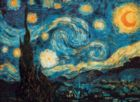 Van Gogh: Starry Night - 1000pc Jigsaw Puzzle by Piatnik