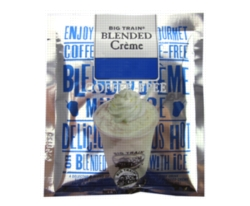 Big Train Blended Ice Creme - Single Serve Packet Case