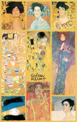 Gustav Klimt: Ladies - 1000pc Jigsaw Puzzle by Piatnik