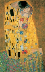 Hard Jigsaw Puzzles - Klimt: The Kiss