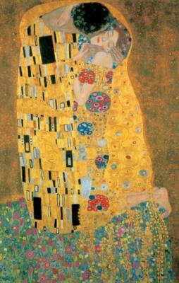 Hard Jigsaw Puzzles - Klimt: The Kiss