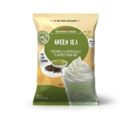 Big Train Blended Ice Green Tea Smoothie (Dragonfly) -  3.5 lb. Bulk Bag Case