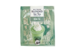 Big Train Blended Ice Green Tea Smoothie (Dragonfly) - Single Serve Packet Case