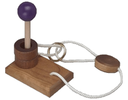 Wood Puzzles - Easy Does It