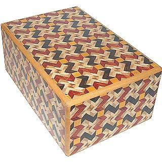 5 Sun, 10 Step: Mawariyabane - Japanese Puzzle Box
