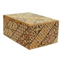 Puzzle Box - 4 Sun, 7 Step: Koyosegi - Japanese