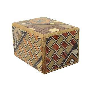 1 Mame, 14 Step: Koyosegi #2 - Japanese Puzzle Box
