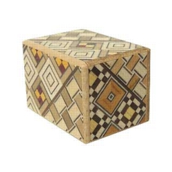 Japanese Puzzle Box - 1 Mame, 22 Step: Koyosegi #2