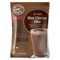 Big Train Hot Cocoa Mix - 3.5 lb. Bulk Bag Case
