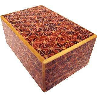 5 Sun, 27 Step: Akaasa - Japanese Puzzle Box