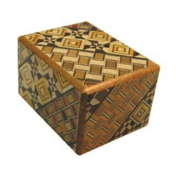 Puzzle Box - Japanese - 2 Sun, 7 Step: Koyosegi