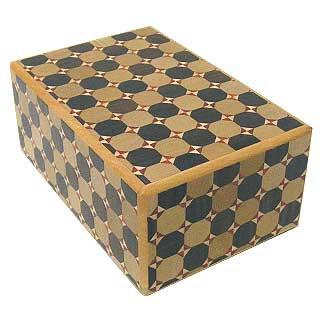 5 Sun, 10 Step: Kagome - Japanese Puzzle Box