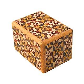 1 Mame, 18 Step: Kirichigai - Japanese Puzzle Box