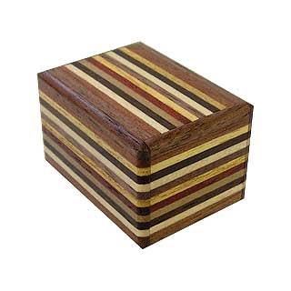 1 Mame, 14 Step: Muku - Japanese Puzzle Box
