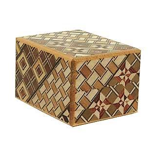 2 Sun, 10 Step: Koyosegi - Japanese Puzzle Box