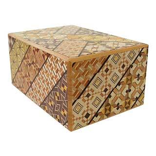 4 Sun, 27 Step: Koyosegi - Japanese Puzzle Box