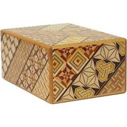 Puzzle Box - 4 Sun, 4 Step: Koyosegi - Japanese