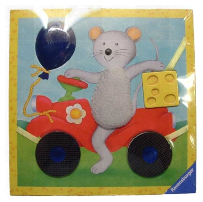 My First Mouse Puzzle - Puzzle by Ravensburger