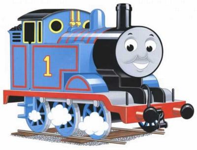 Thomas & Friends: Thomas Shaped 24pc Floor Puzzle by Ravensburger