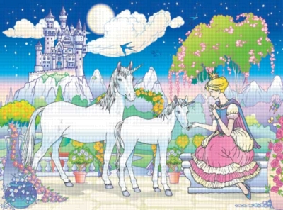 Fairy Princess - 24pc Floor Puzzle by Ravensburger