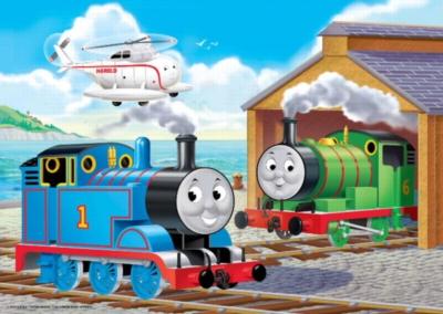 Thomas & Friends: Best Friends - 24pc Floor Puzzle by Ravensburger