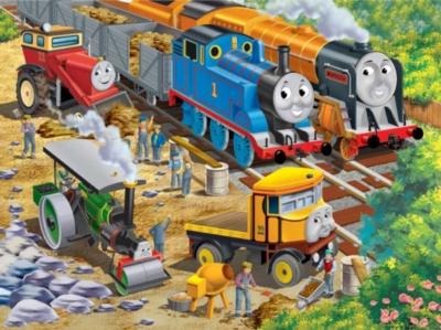 Thomas & Friends: Roadside Repair - 24pc Ravensburger Floor Puzzle