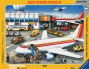 Jigsaw Puzzles for Kids - At the Airport
