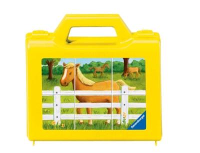 Children's Puzzles - Farm