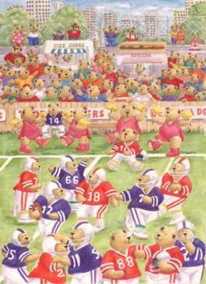 Ravensburger Jigsaw Puzzles - Football Bears