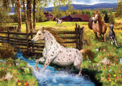 My Appaloosa - 35pc Jigsaw Puzzle w/ Toy by Ravensburger