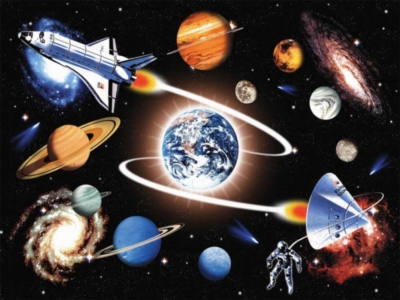 Jigsaw Puzzles for Kids - In the Galaxy