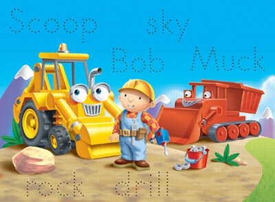 Bob the Builder: Bob Makes Repairs - 60pc Jigsaw Puzzle by Ravensburger