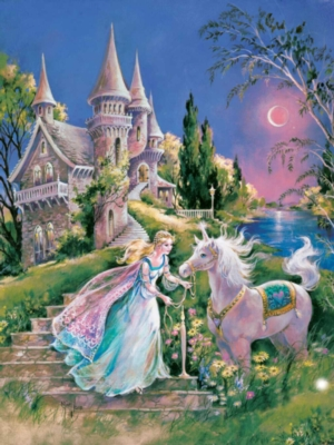 Jigsaw Puzzles for Kids - The Magical Unicorn