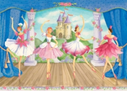 Jigsaw Puzzles for Kids - Fairytale Ballet